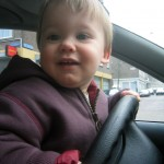 Ralf 13 maanden oud in Rotterdam